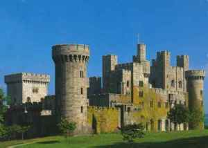 Do all Brits live in castles?