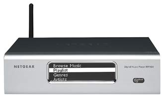 Netgear MP101 Media Player